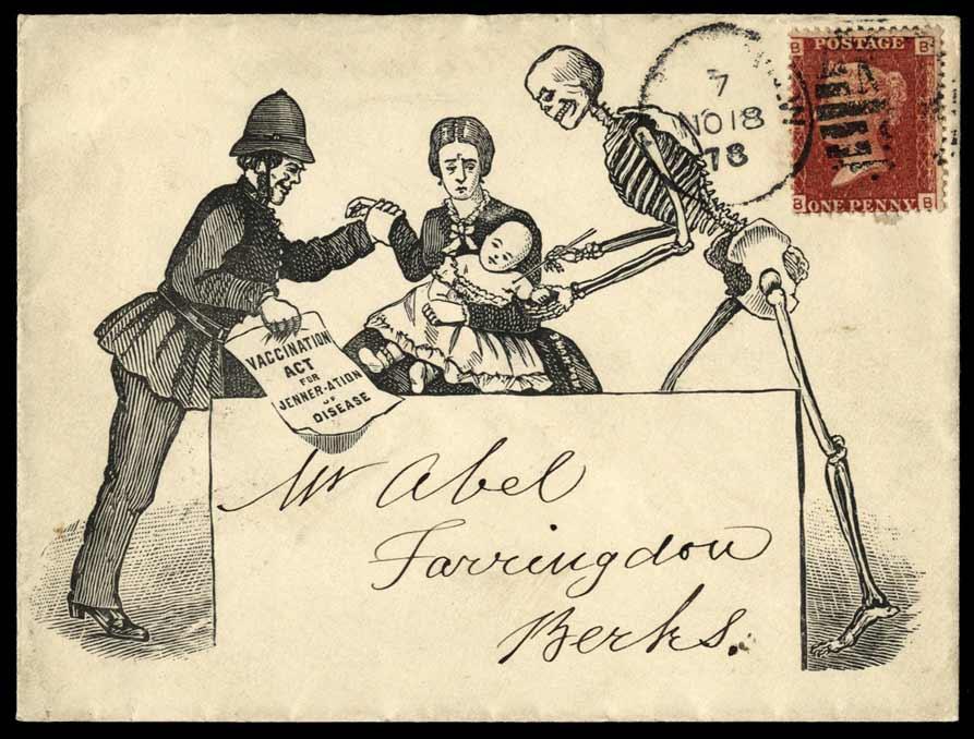 Prorocza pocztówka z roku 1878